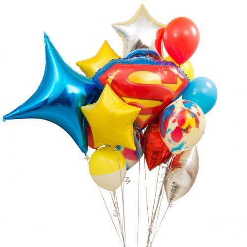 Связка шаров для реального Супермена