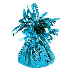Грузик для шара Конус светло-голубой 170 гр