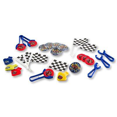 Игрушки для подарков Вспыш 24 шт
