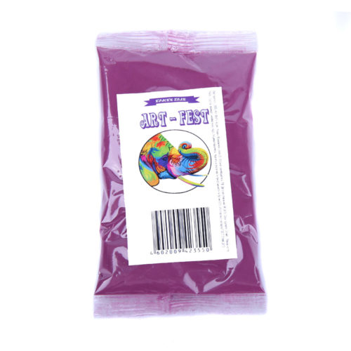 Краска Холи фиолетовая 100 г