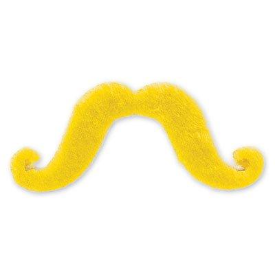 Усы желтые