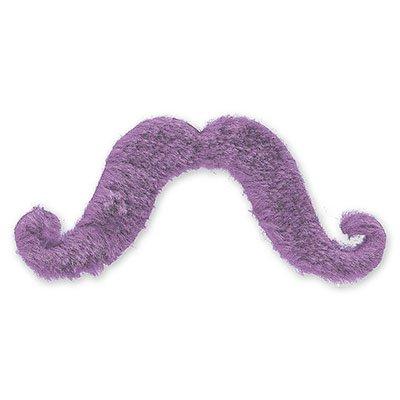 Усы фиолетовые