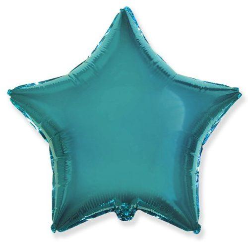 Шар 46 см Звезда Тиффани