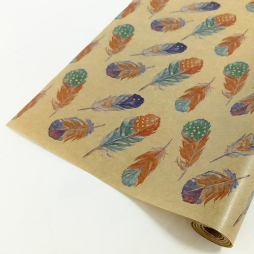 Упаковочная бумага Крафт 40гр 0,72 х 10 м Легкость
