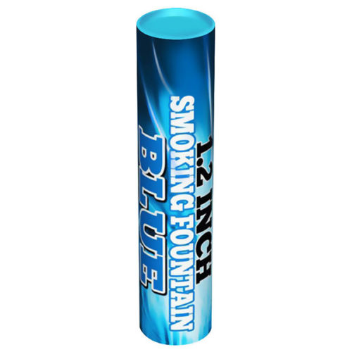 Дым голубой 60 секунд Высота 170 мм 1 штука