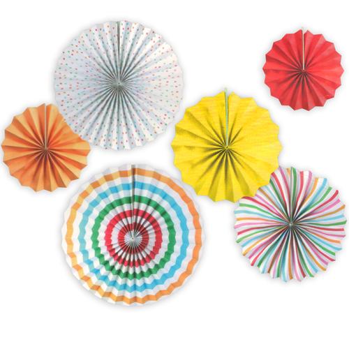 Набор дисков Разноцветный 6 шт