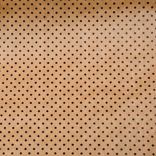 Упаковочная бумага крафт 0,7 х 10 м Вуаль