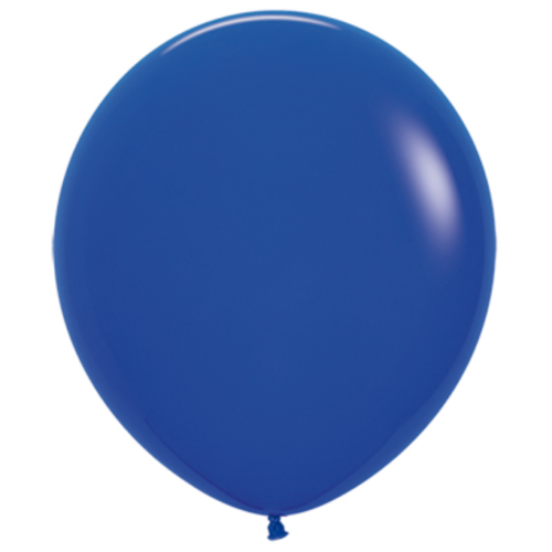 Шар 70 см Синий 041 пастель