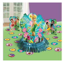 Декор - комплект на стол Disney Феи 23 штуки