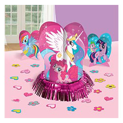 Декор - комплект на стол My Little Pony 23 штуки