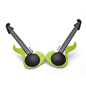Очки Гитары зеленые