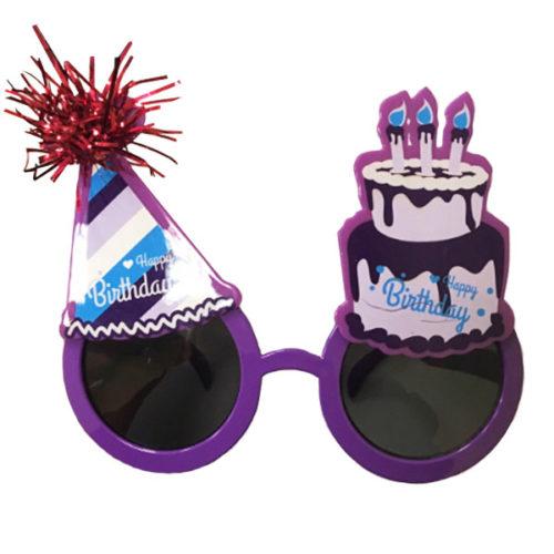 Прикольные очки С Днем Рождения