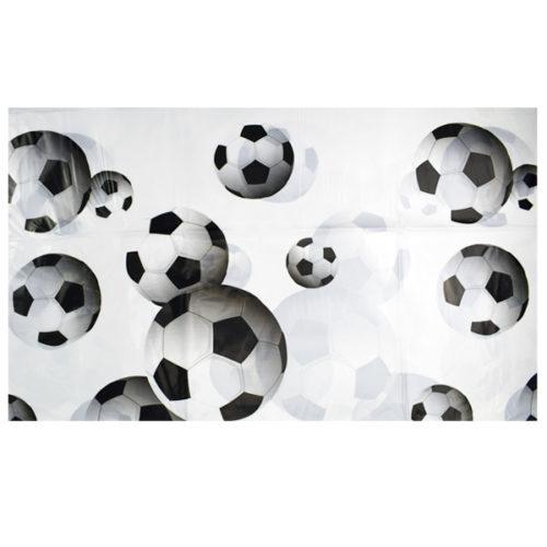 Скатерть полиэтиленовая Футбол 140 см X 180 см