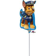 Шар 27 см Мини-фигура Щенячий патруль Чейз