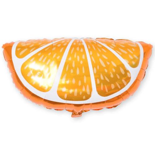 Шар 66 см Фигура Долька апельсина