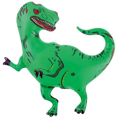 Шар 94 см Фигура Динозавр Тиранозавр