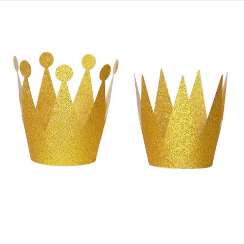 Набор Корона 6 шт Золото
