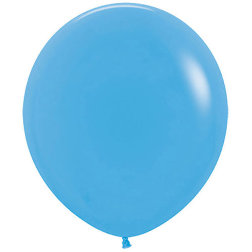 Шар 46 см Голубой Пастель