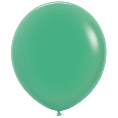 Шар 46 см Зеленый Пастель