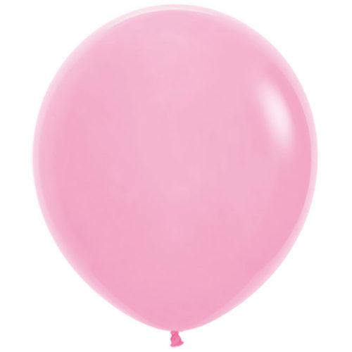 Шар 46 см Розовый Пастель