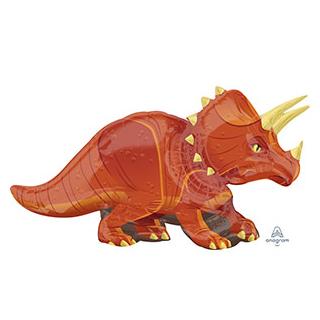 Шар 106 см Фигура Динозавр Трицератопс