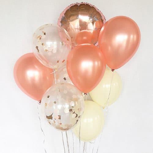 Связки воздушных шаров