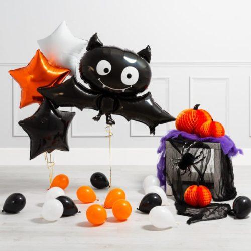 Комплект шаров для фотосессии Летучая мышь