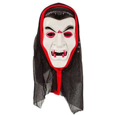 Маска HWN Дракула с капюшоном