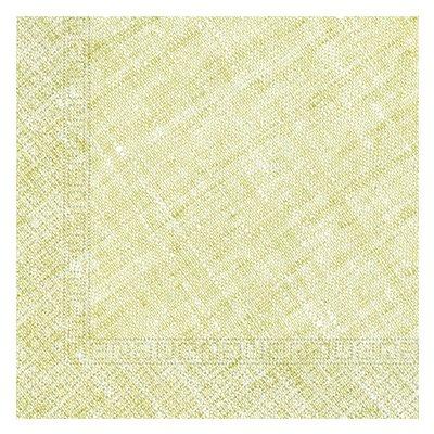 Салфетки 33 х 33 см ЭКО Lime Green 20 штук