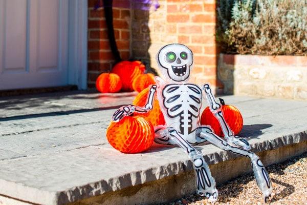 Шары к Хеллоуину отдельно