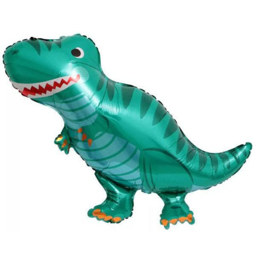 Шар 36 см Мини-фигура Динозавр