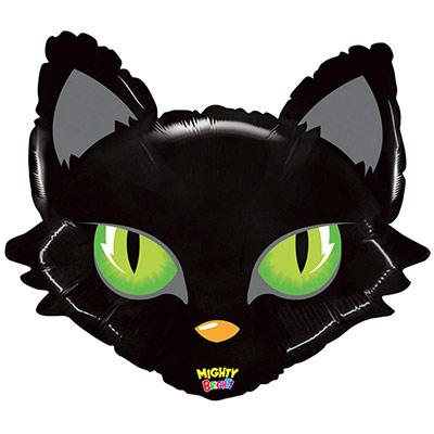 Шар 71 см Фигура Голова кота