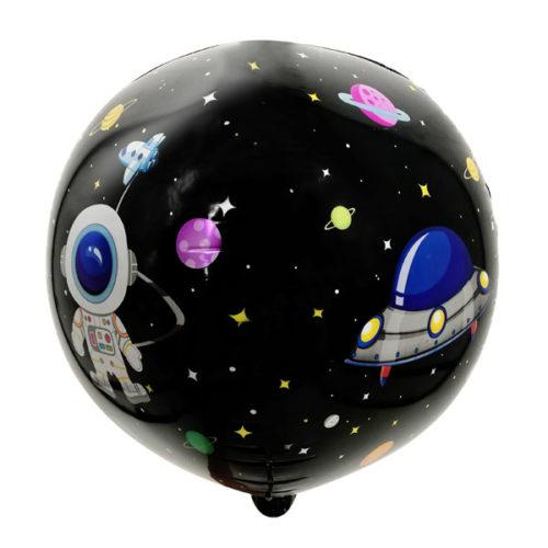 Шар 60 см Сфера 3D Космос