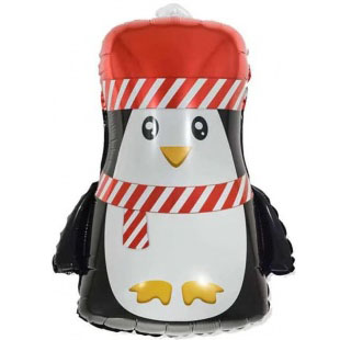 Шар 61 см Фигура Маленький пингвин