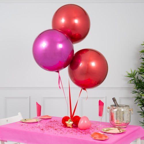 Комплект воздушных шаров 3D для украшения