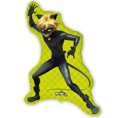 Шар 33 см Мини-фигура Супер - кот Леди Баг