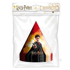 Набор колпачков Гарри Поттер 6 штук