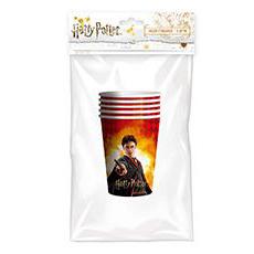 Набор стаканов 250 мл Гарри Поттер 6 штук