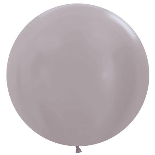 Шар 61 см Жемчужно-бежевый Перламутр
