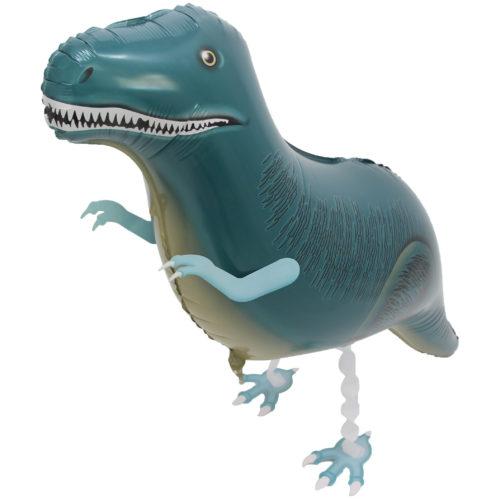 Шар 97 см Ходячая Фигура Динозавр Кархародонтозавр