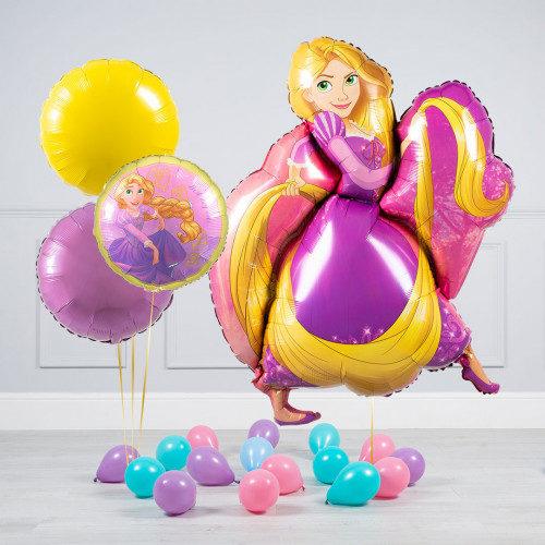 Комплект из шаров Рапунцель Круги и шары на пол