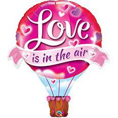Шар 107 см Фигура Воздушный шар LOVE