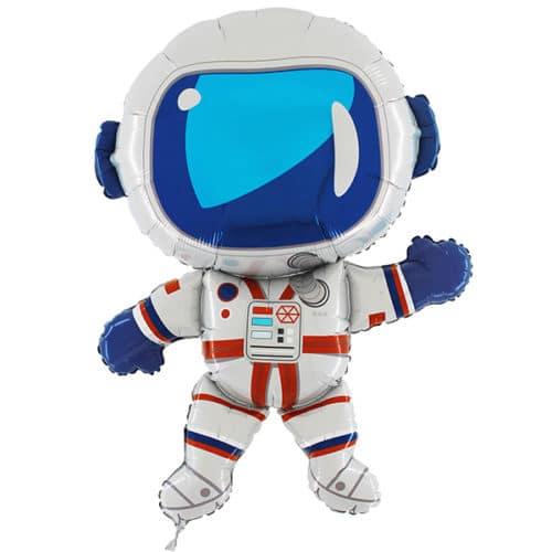 Шар 97 см Фигура Космонавт