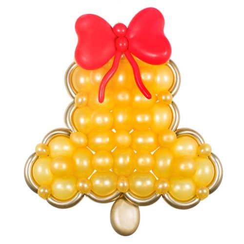 Фигура из воздушных шаров Колокольчик плоский