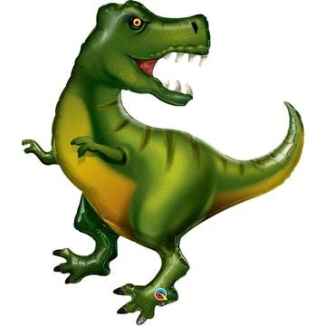 Шар 107 см Фигура Динозавр Тираннозавр