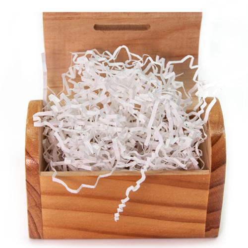 Наполнитель бумажный Снежно-белый 50 гр