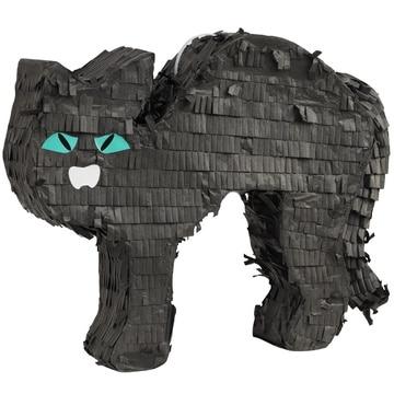 Пиньята Кошка черная 47 х 34 х 8 см