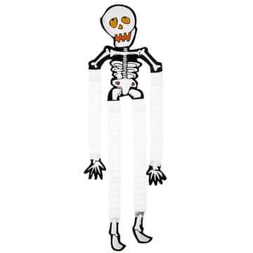 Фигура подвесная HWN Скелет подвижн 70 см