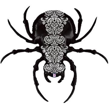 Шар 119 см Фигура Паук с орнаментом