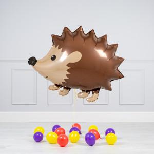 Комплект из шаров Ежик и шары на пол